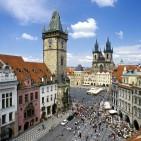 Shooting in Prague